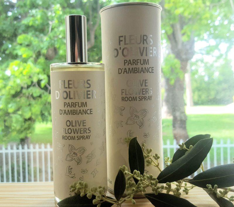 parfum fleurs d olivier